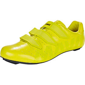 Mavic Cosmic Shoes Men sulphur spring/sulphur spring/black